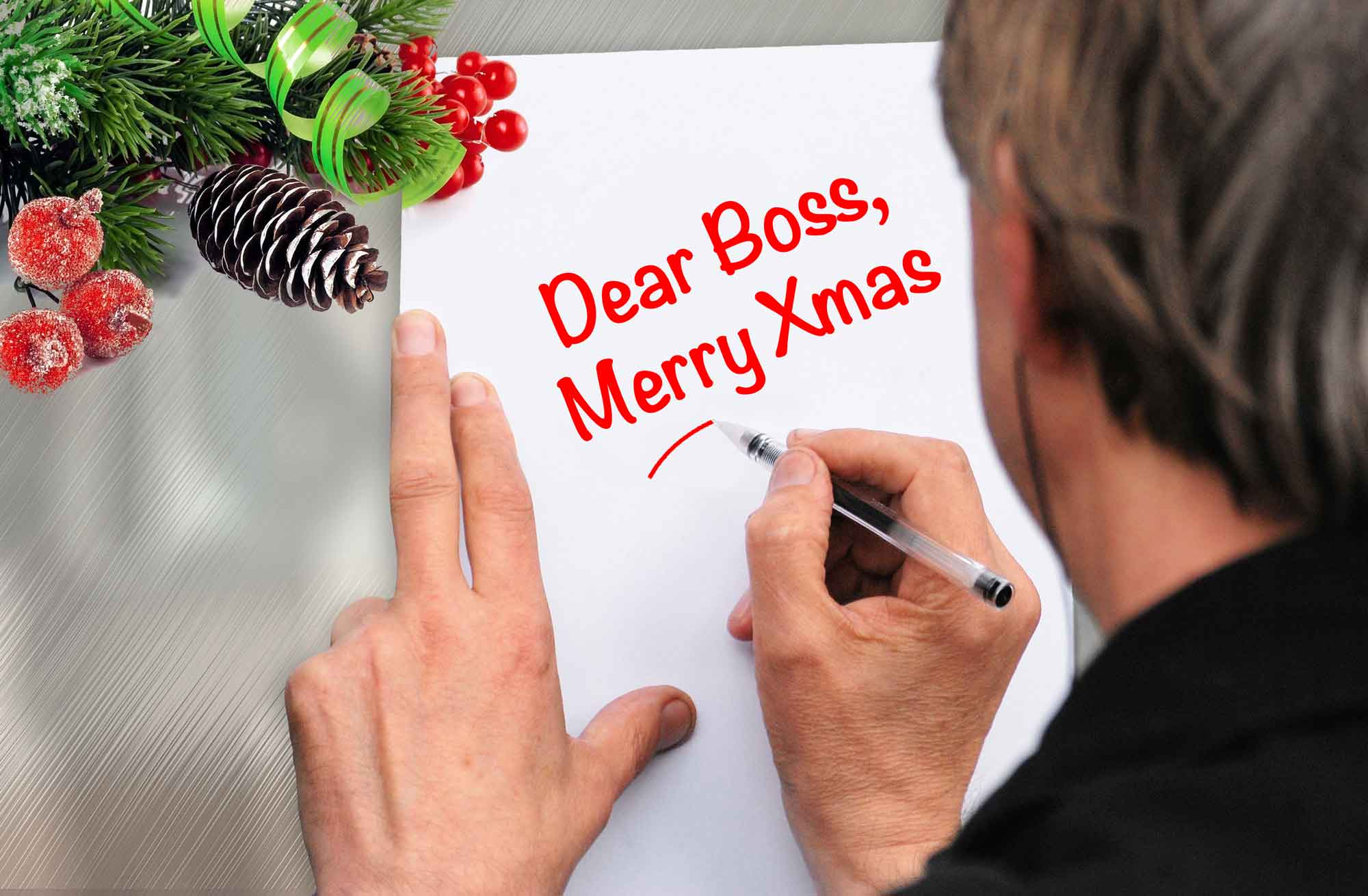 20 Ideas On What To Write In Your Boss S Christmas Card