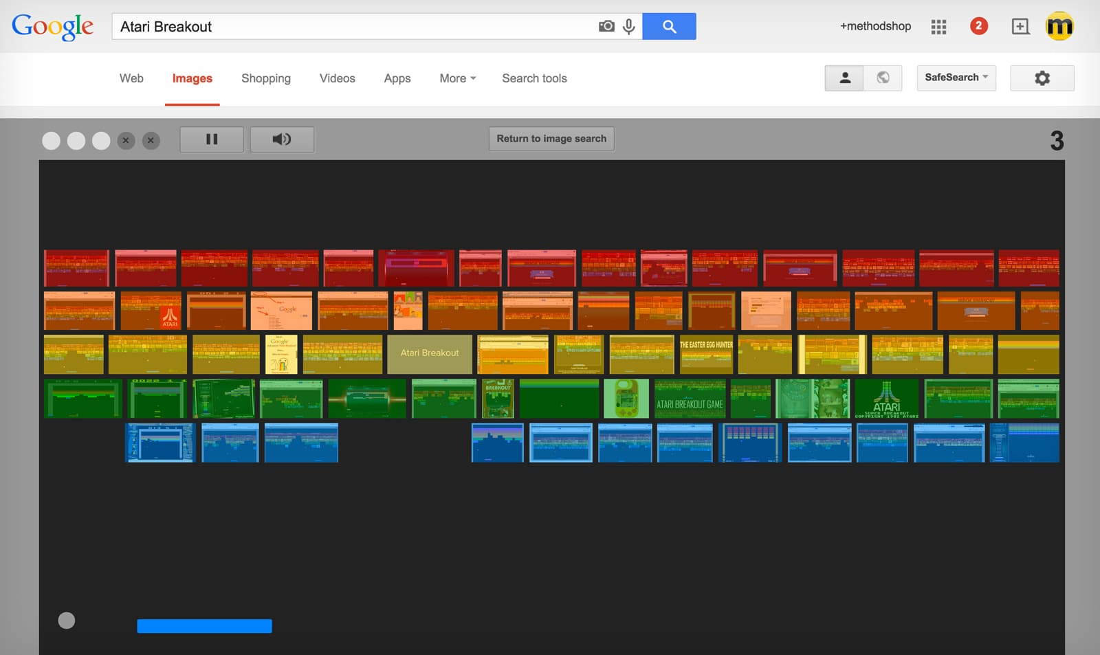 Celebrate Atari Breakout S 40th Anniversary With A Google