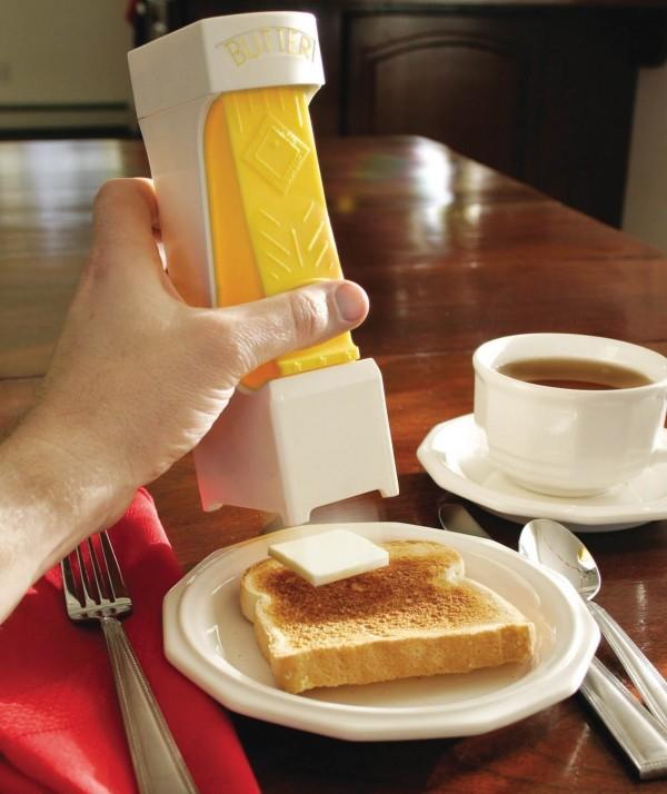 One Click Stick Butter Cutter