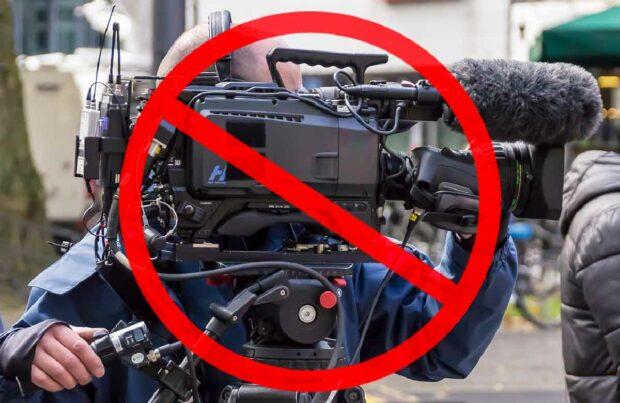 No Reporters