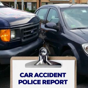 5 Reasons Why You Should Always Get A Car Accident Police Report
