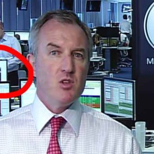 Dave The Banker Gets Caught Watching Porn On Live TV