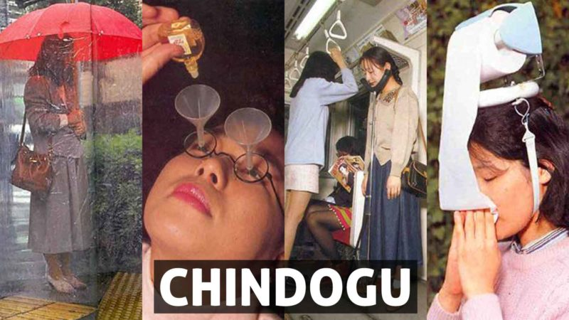 Chindogu Inventions: Bad Japanese Inventions
