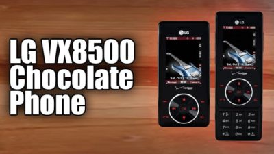 LG Chocolate VX8500