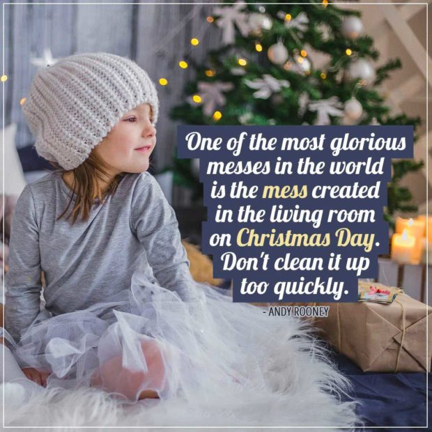 Christmas Quotes: Andy Rooney