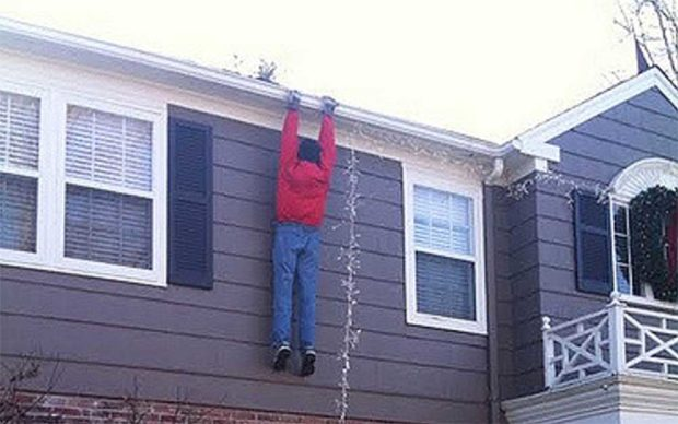 The Greatest Christmas Decoration Prank