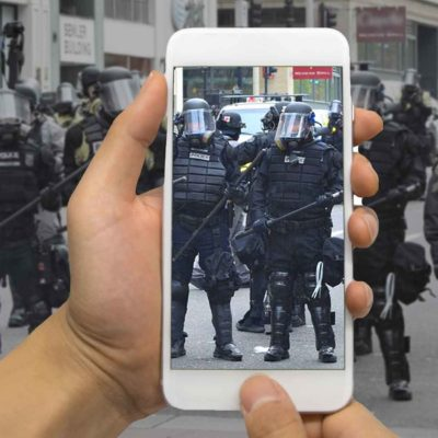 Civil Unrest - Tips For Reporters