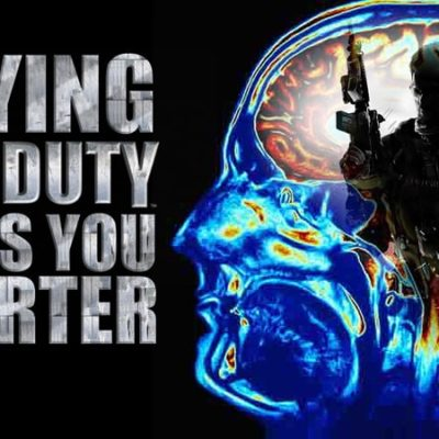 Playing Call of Duty Makes You Smarter
