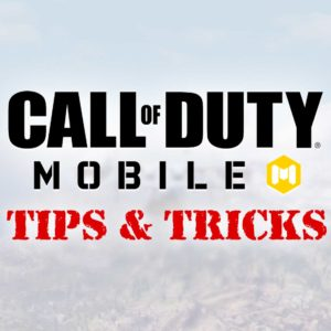 Steal These 8 Easy Call Of Duty Mobile Tips And Tricks