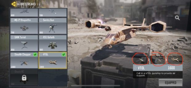 Call Of Duty Mobile Scorestreaks - Call Of Duty Mobile Tips And Tricks