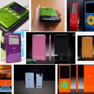 ColorWare Announces New Process to Custom Color Your iPod