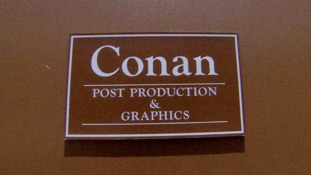 Interview With Conan O'Brien's Video Editor - Dan Dome 1