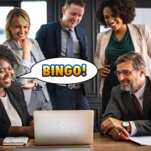 Conference Call Bingo: A Fun Game To Play With Your Coworkers