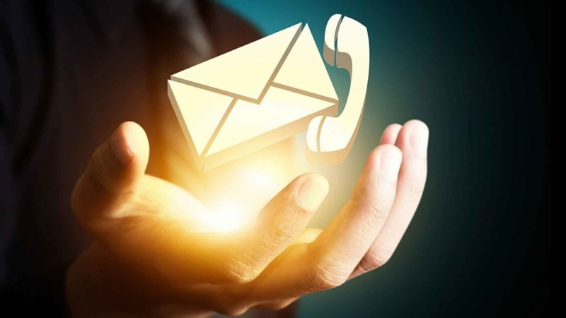 Email And Phone Contacts