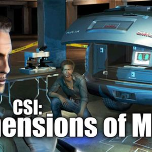 CSI: 3 Dimensions of Murder (Game Review + Walkthrough)