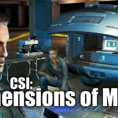 CSI: 3 Dimensions of Murder Game Review & Walkthrough