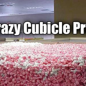 10 Crazy Office Cubicle Pranks That Will Drive Your Coworkers Nuts