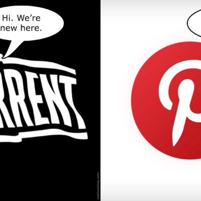 Current TV Finally Joins Pinterest
