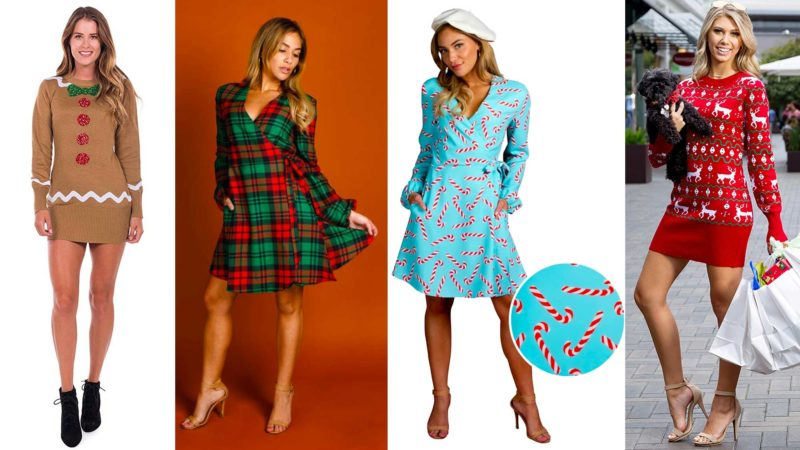 Cute Holiday Dress Ideas - What To Wear To A Holiday Party