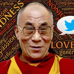 Dalai Lama Twitter Account Tweets Spiritual Wisdom 140 Characters At A Time (2010)