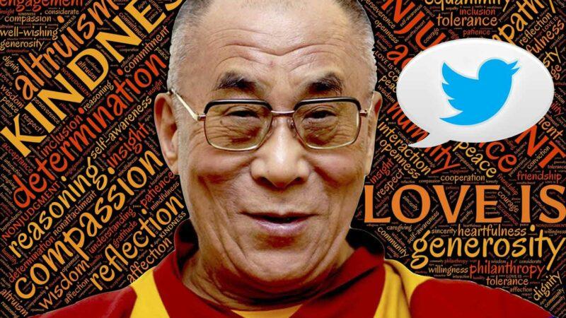 Dalai Lama Twitter