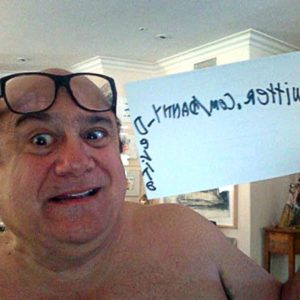 How Danny DeVito Hilariously Joined Twitter (2009)