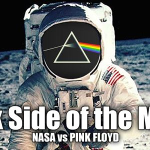 MASHUP: NASA vs Pink Floyd - Dark Side of The Moon