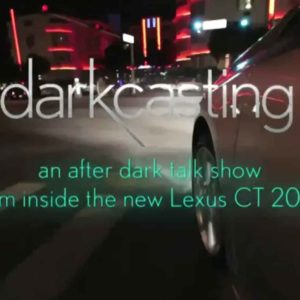 Darkcasting: Lexus Launches New Online Interview Series With Whitney Cummings
