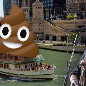 Dave Matthews Tour Bus Dumps Human Waste On Tour Boat (2004)