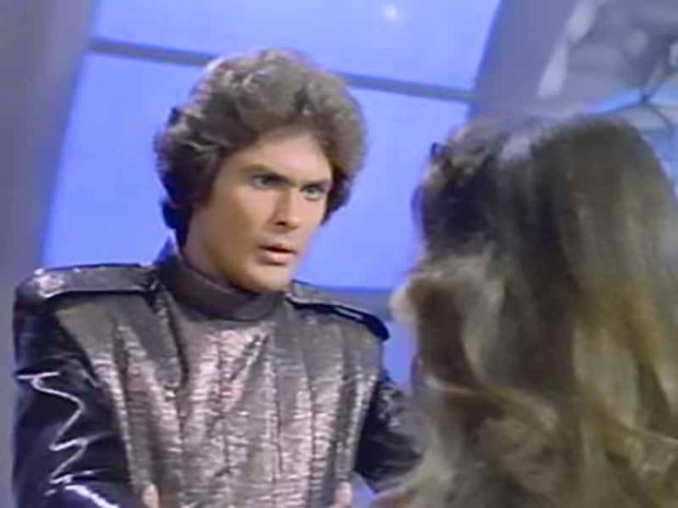 David Hasselhoff From The Future