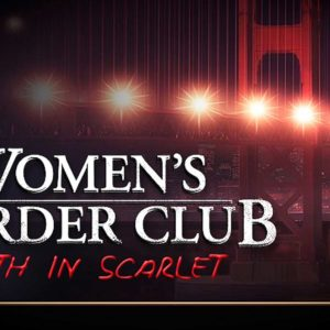 Full Game Walkthrough - Women's Murder Club Death in Scarlet