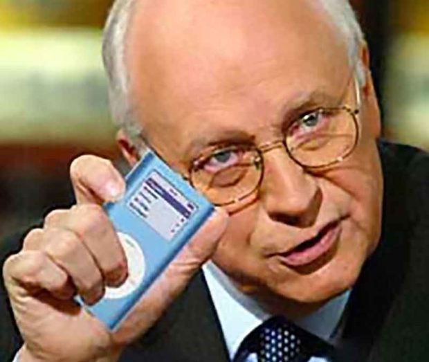 What's On Dick Cheney's iPod?