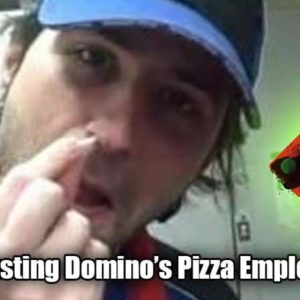 Disgusting Domino's Pizza Employees [video]