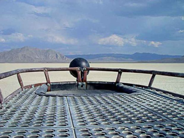 The Roof Of The JL421 Badonkadonk Land Cruiser Tank