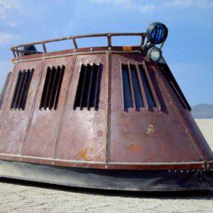 FOX News Story About The Donk Mini-Tank Crashes MethodShop's Web Server (2008)