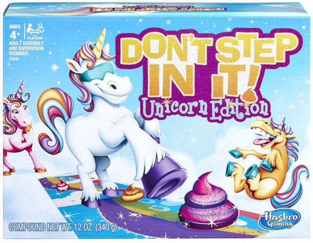 Don'T Step In It! (Unicorn Edition)