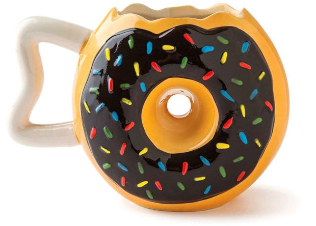Donut Coffee Mug - Fun Donut Gifts