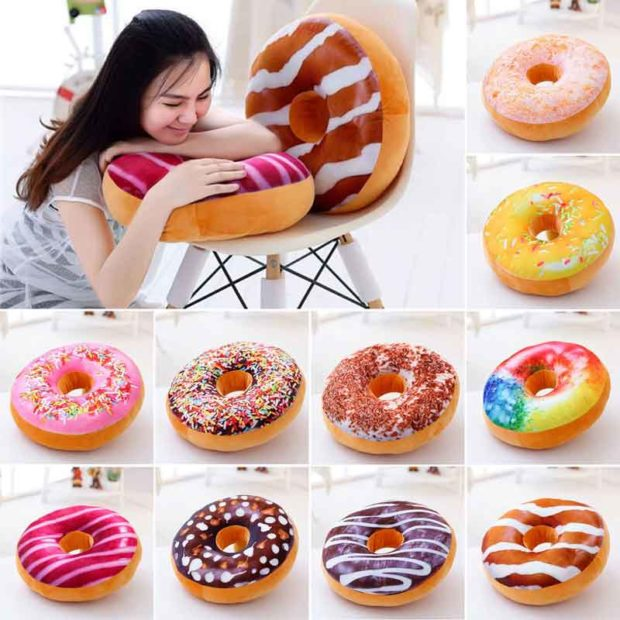 Donut Pillows - Donut Gifts