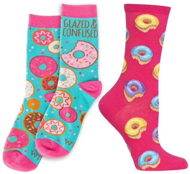 Donut Socks - Cute Donut Gifts