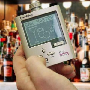 Never Mix A Bad Cocktail Again With The BarMaster Drink Computer