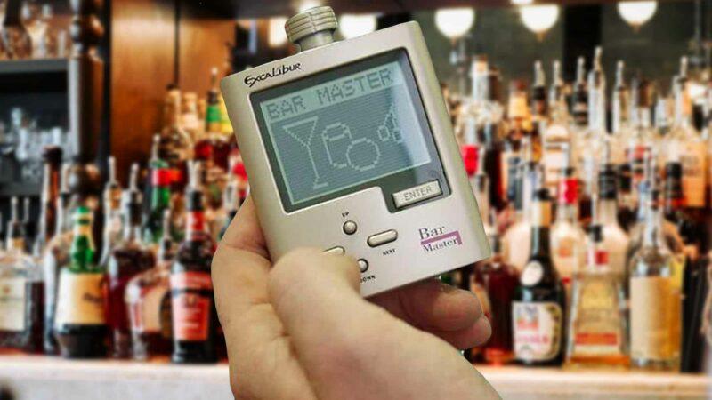 Bar Master Drink Computer