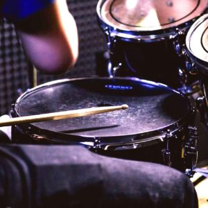 """How The """"Amen Break"""" Became The Most Sampled Drum Beat In Music History"""
