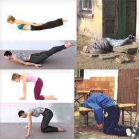 10 Drunk Yoga Poses Performed Effortlessly By Drunk People