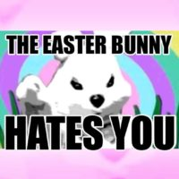 The Easter Bunny Hates You - But You'll Still Love This Viral Video