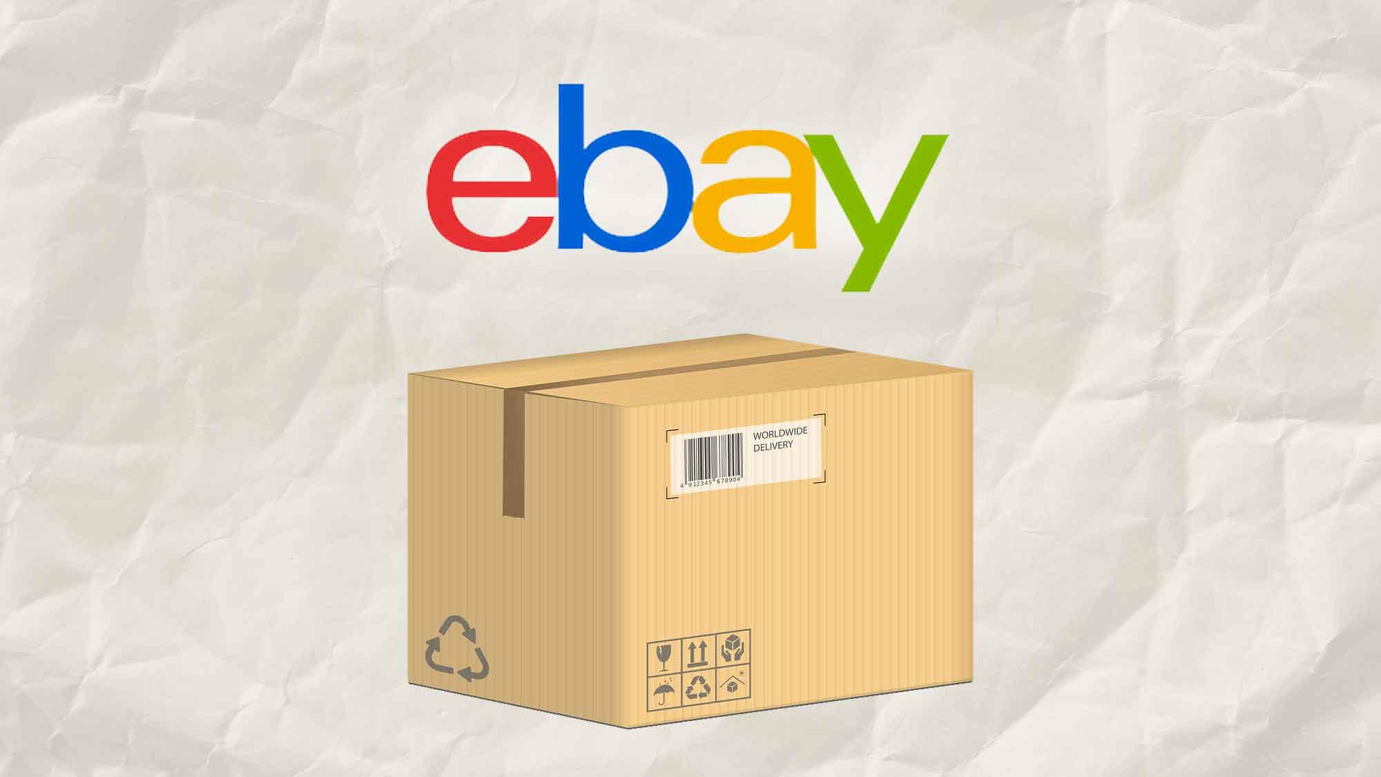eBay Shipping Label Refund