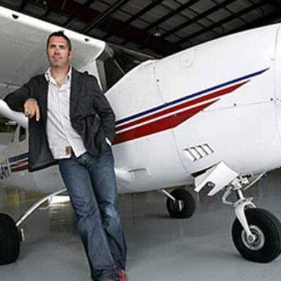 Ed Robertson Survives Plane Crash