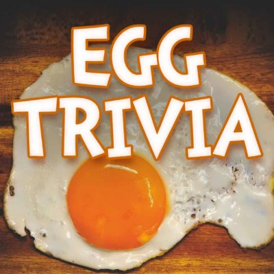 Egg Trivia Facts