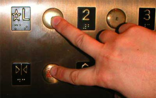 Elevator Hacks: Button Combo