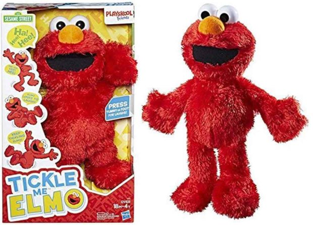 Tickle Me Elmo - 90's Fads