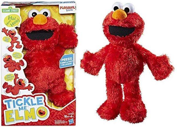 Tickle Me Elmo - 90'S Fads